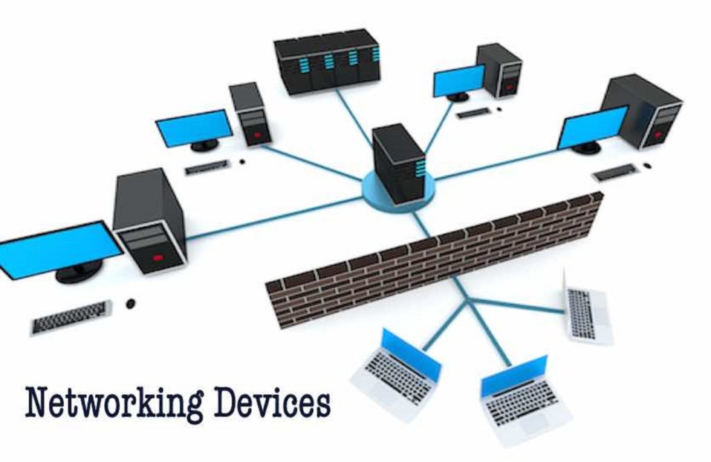 Different-networking-devices